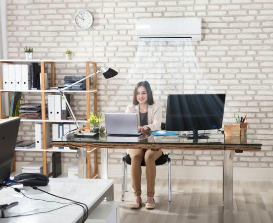 Klimatyzacja w biurze - jaki rodzaj klimatyzatorow wybrac