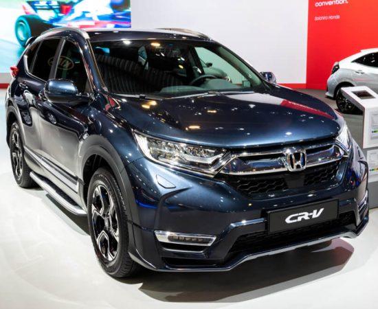 Nowa Honda CR-V, czyli SUV japonski