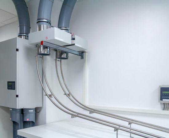 Luki o duzym promieniu – dlaczego wykorzystuje sie je przy transporcie pneumatycznym